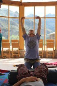 Sean West massage photo